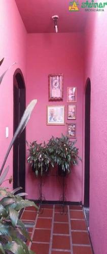 Imagem 1 de 16 de Venda Sobrado 3 Dormitórios Parque Continental Ii Guarulhos R$ 550.000,00 - 32067v