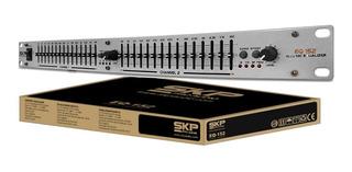 Ecualizador Grafico Skp Eq 152 15+15 Bandas
