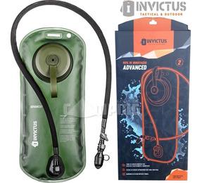 Refil De Hidratação 2 Litros Advanced Invictus Tipo Camelbak