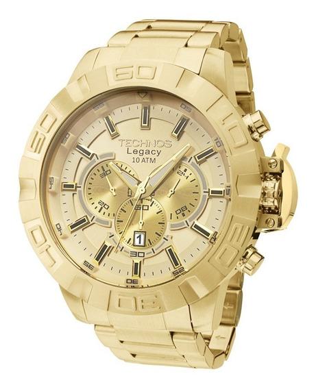 Relógio Technos Masculino Legacy Js25ba/4x Dourado Extra