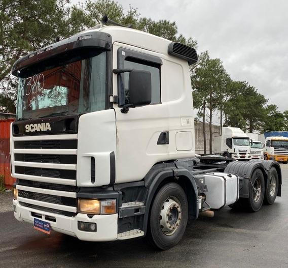 Scania R380 6x2 2008