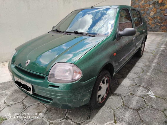 Vendo Clio 2001 Sedan Rn 1.6/16v