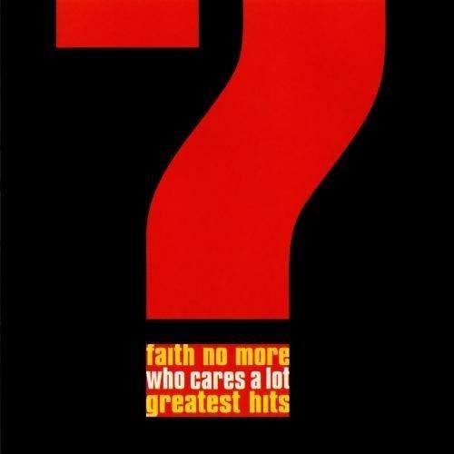 Faith No More Who Cares A Lot The Greatest Hits Cd Original
