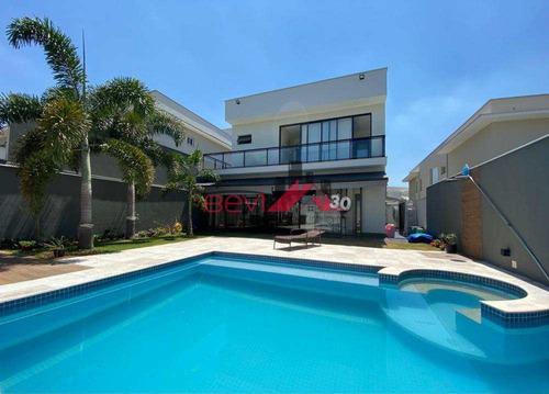 Casa De Condomínio Com 3 Dorms, Loteamento Residencial Reserva Do Engenho, Piracicaba - R$ 2.05 Mi, Cod: 5477 - V5477