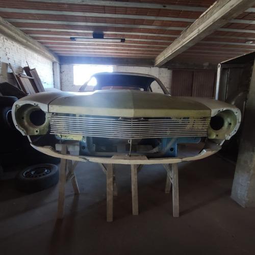 Imagem 1 de 15 de Ford Maverick Sl V8 - Projeto Para Continuar Restaurar