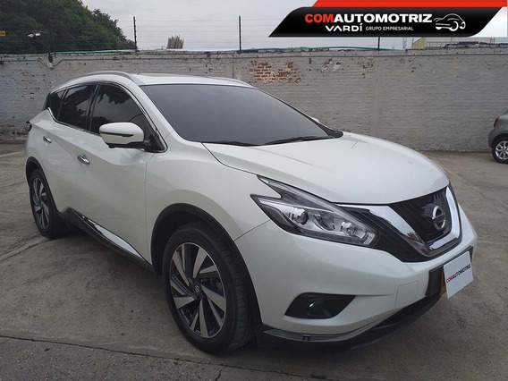 Nissan Murano Exclusive Id37809 Modelo 2018