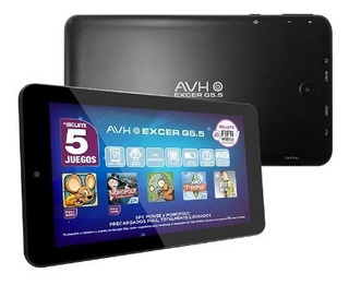 Tablet 7 Pulgas Android 7.1 C/juegos Full 16gb 1gb Ram