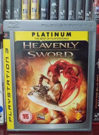 Heavenly Sword Original Ps3   Parcelamento Sem Juros
