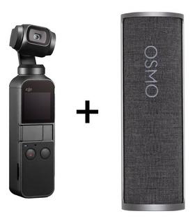 Dji Osmo Pocket + Charging Case   Osmo Pocket + Cargador