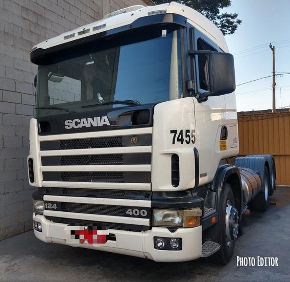 Scania 124 G 400 2004 6x2