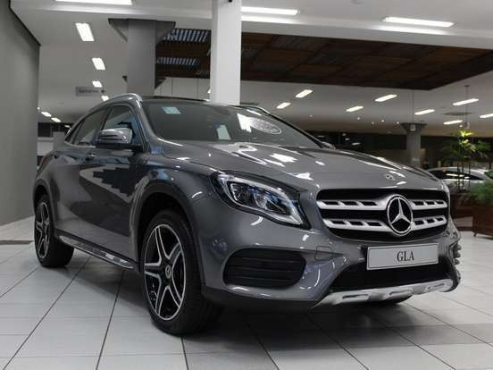 Mercedes Gla 250 2.0 Cgi Gasolina Sport 7g-dct 2019