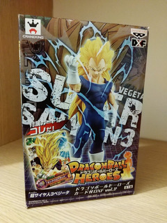 Vegeta Super Saiyan 3 - Dragon Ball Heroes - Banpresto