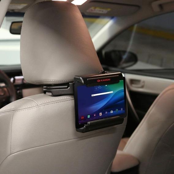 Suporte Para Bolsas E Tablet Corolla Hilux Sw4 Rav4 Yaris