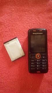 Sony Ericsson W200i (peças Ou Concerto)