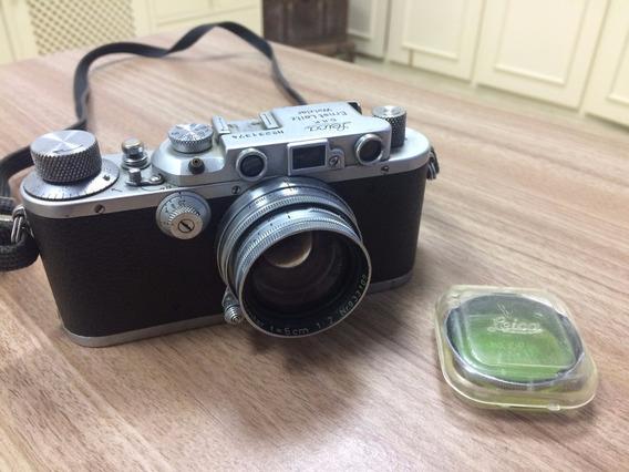 Leica Iii - Ano De 1936