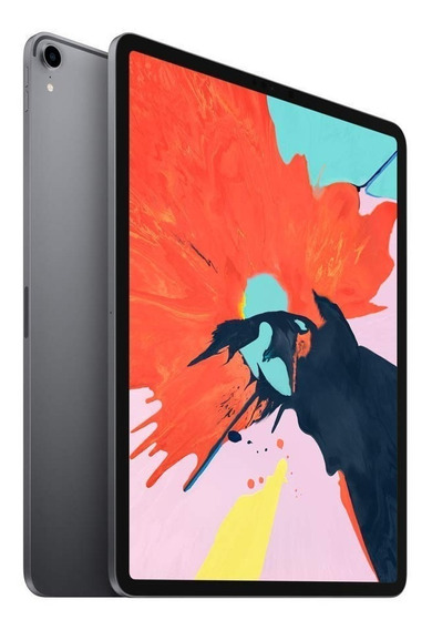 iPad Pro 12.9 3rd Gen(2019) 1tb 4g Wi-fi Grey Pronta Entrega