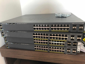 Cisco 2960x 24ps-l