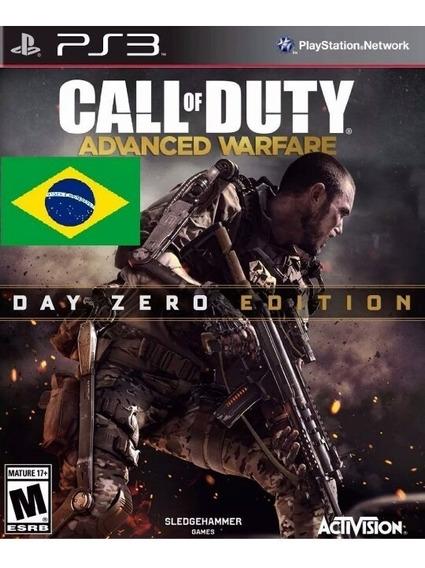 Call Of Duty Advanced Warfare Ps3 Cod Psn