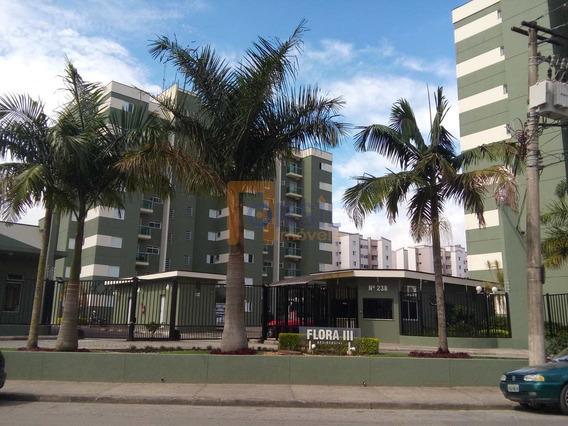Apartamento Com 2 Dorms, Flora Iii, Mogi Das Cruzes - V1661