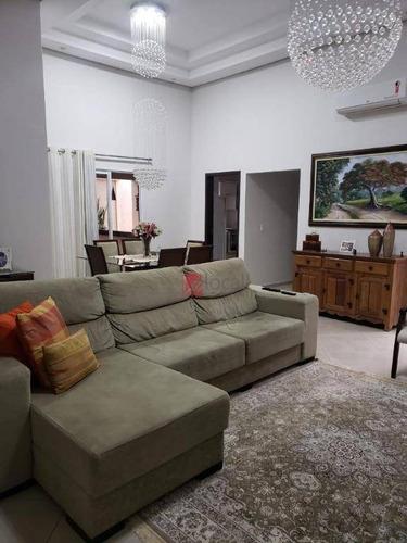 Casa Com 3 Dormitórios À Venda, 161 M² Por R$ 650.000 - Residencial Vilage Dama Rio Preto - São José Do Rio Preto/sp - Ca2442