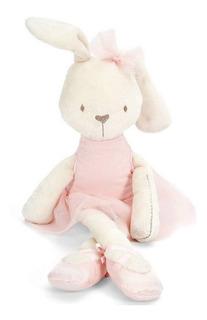 Peluche Conejo Bailarina Ballet Kawaii Para Bebé Decoración