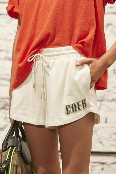 Short T-street Crudo. Cher 2020.