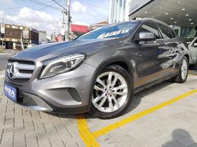 Mercedes Gla 1.6 Cgi Advance 16v Turbo Gasolina 4p Autom...