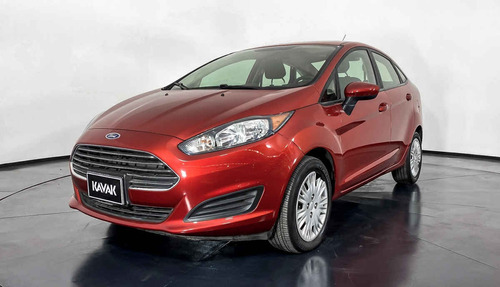 Imagen 1 de 15 de 42595 - Ford Fiesta 2018 Con Garantía