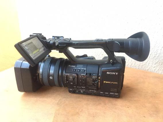 Filmadora Sony Nx5 Sdi - 100% Funcionando