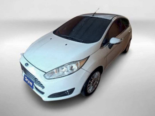 Ford Fiesta Titanium 1.6 16v Powershift Flex