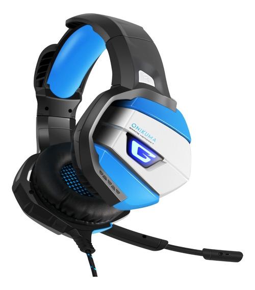 Fone De Ouvido Estéreo Para Jogos Para Ps4, Pc, Xbox One