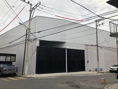 Bodega En Renta En Fracc. Industrial Alce Blanco, En Benito Juárez