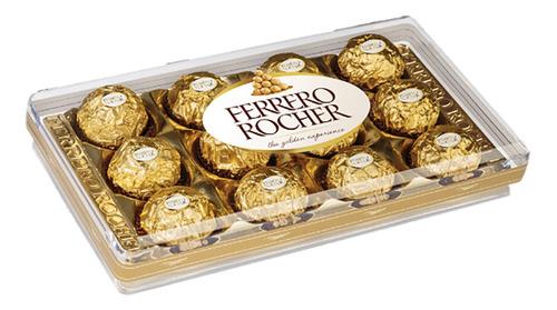 Imagen 1 de 1 de Bombón Ferrero Rocher Modelo T12