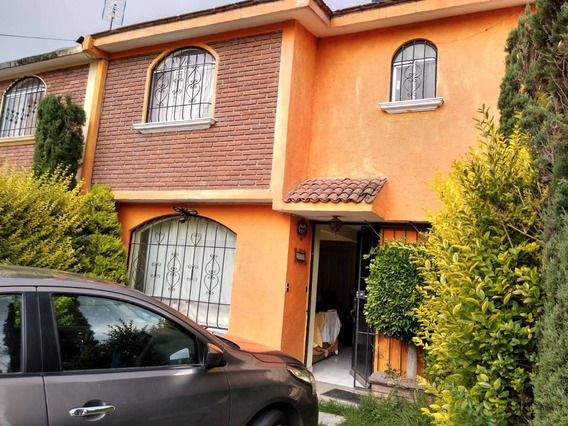 Casa En Renta Cedro Sur, Arboledas Ii, Toluca