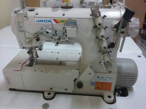 Maquina Recubridora Collaretera Industrial Jack