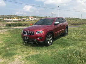 Jeep Grand Cherokee 2014 3.6 Limited V6 4x2 At Impecable!