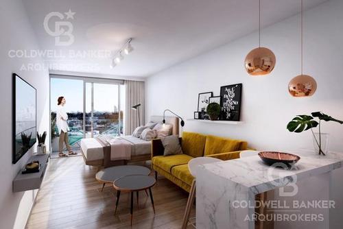Apartamento 1 Dormitorio En Venta En Tres Cruces