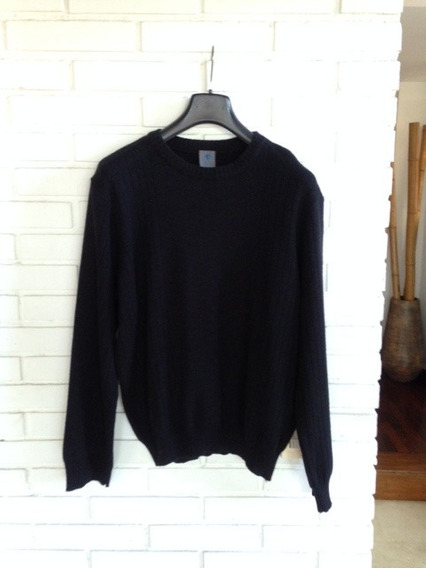 Sweter Color Negro