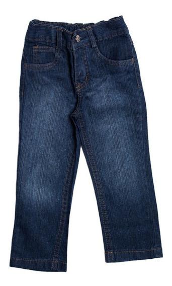 Pantalón Bambino Tubito Jeans