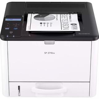 Impresora Laser Ricoh Sp 3710 Dn Duplex Red Con Envio