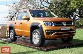 Volkswagen Amarok Comfort V6 Financio Tasa5% Te=11-5996-2463