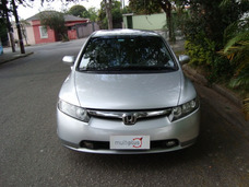 Honda Civic 1.8 Lxs 2008 Flex