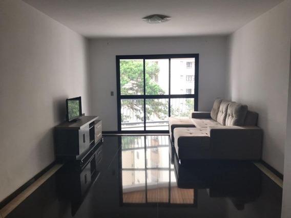 Apartamento Com 3 Dormitórios À Venda, 117 M² Por R$ 550.000,00 - Chácara Agrindus - Taboão Da Serra/sp - Ap0687