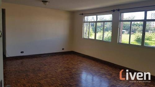 Apartamento 111 M² 3 Dormitórios Perto Da Vila Adyana!! - Ap2776