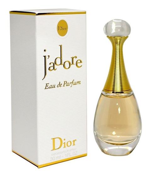 Jadore Dior Eau De Parfum 100ml Selo Adipec + 2 Amostras