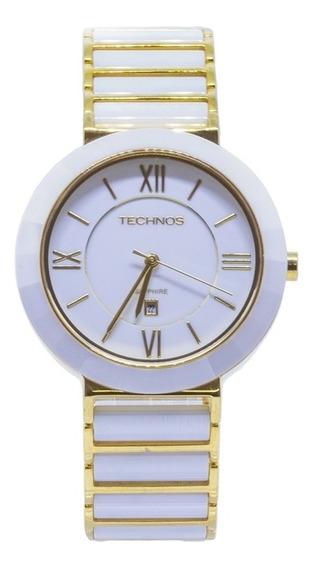 Relógio Technos Analógico Cerâmica Feminino - 2015bv/4b