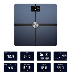 Balança Withings Body+ Smart Body Composition Wi-fi Nova