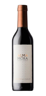 Vino Alma Mora Malbec 375ml Tinto Botella Bebidas 01almacen