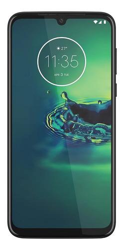 Imagen 1 de 9 de Moto G8 Plus 64 GB  cosmic blue 4 GB RAM