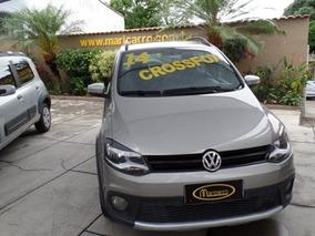 Vw - Volkswagen Crossfox 2013/2014 1.6 Completo Prata